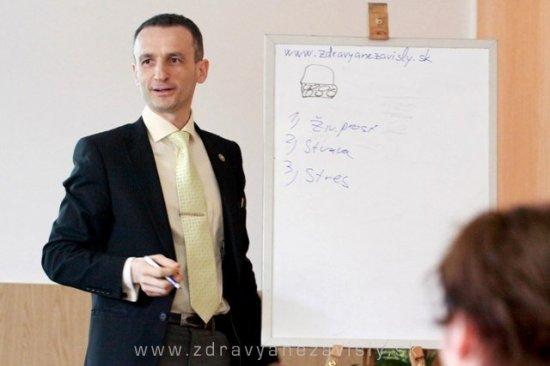 prezentácia Dr. Nona v Trenčíne