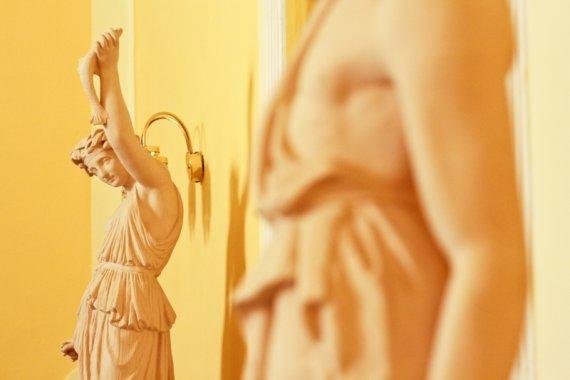 sochy koncertnej sály v Bardejovských kúpeľoch