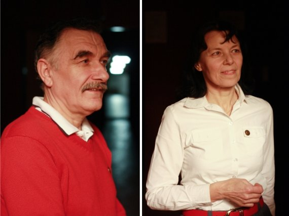 organizátori Directori Gabriela a Anton Kunecoví