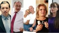 Stabilní a noví statusoví riaditelia I. 2013