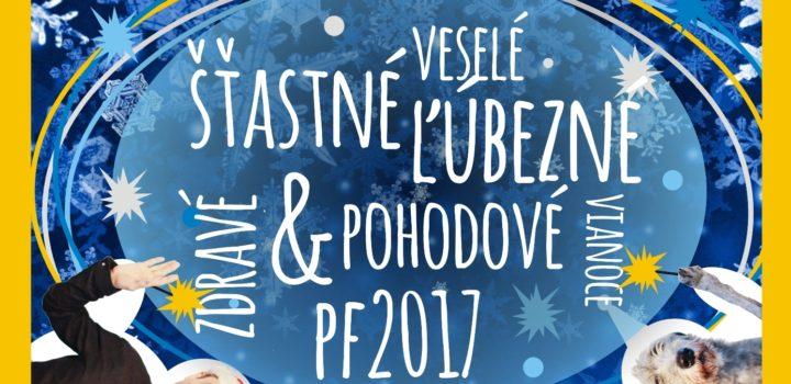 Krásne Vianoce a PF 2017